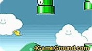 Flappy Bird In Mario World
