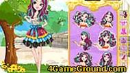 Ever After High Madeline Hatter Makeover