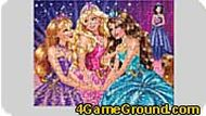 Barbie Jigsaw Game