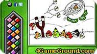 Angry Birds Online Coloring Game