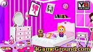 Barbie Room Cleanup