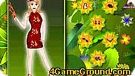 Flower Garden Dress Up