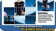 Despicable Me Sliding Puzzle