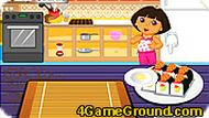 Dora Cooking Chinese
