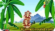 Monkeys Balance game