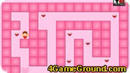 Happy Valentines Day-Maze Game