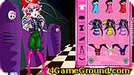Dress Up Monster High C.A. Cupid