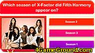 Fifth Harmony Quiz