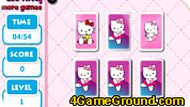 Hello Kitty Memory Duos