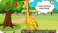 Jane Care Baby Giraffe
