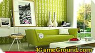 Modern Green Room Hidden Objects