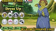 Princess Fiona Dress Up