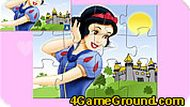 Princess Snow White Jigsaw