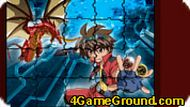 Sort My Tiles Bakugan