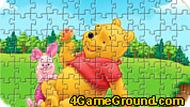 Winnie the Pooh Puzzle
