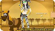 Voguish Cowgirl Dress-Up