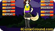 Wolf Girl Dressup