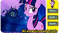Twilight Sparkle Hidden Stars