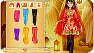 Barbie's Salwar
