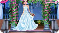 Bling Barbie Bride Style