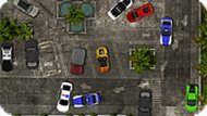 Tropical Police Parking