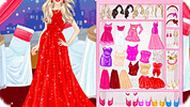 Barbie Valentine's Day Dress Up