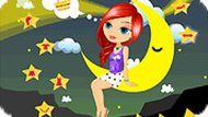 Dream on the Moon Dressup