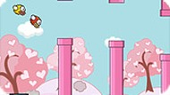 Flappy Bird Valentine's Day Adventure