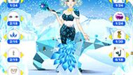 The Ice Beauty