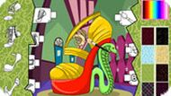 Monster High Shoes Design