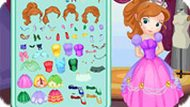Princess Sofia Birthday Dress