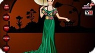 Asian Traditional Dress Up 2