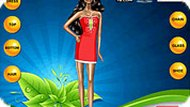 Black Barbie Dress Up Game