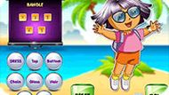 Dora Fun Dress up game