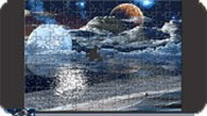 Fantasy Spacescapes Jigsaw