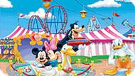 Mickey Hidden Object