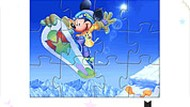 Mickey Mouse Jigsaw