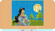 Princess Jasmine Jigsaw