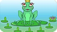 Queen Froggy Make Up