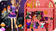 Barbie's Halloween Costumes