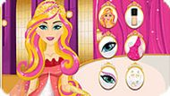 Barbie Princess Hairstyles