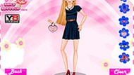 Barbie Goes Shopping Dress Up 2