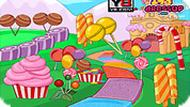 Candy Land Decor