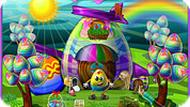 Easter Egg House Clean Up