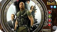 G. I. Joe Retaliation Find The Numbers