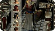 Middle Ages Girl Dressup