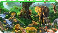 Safari Animals Hidden Object