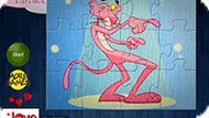 Pink Panther 4in1 Jigsaw