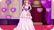 Princess Barbie Dressup