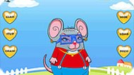 Cute Rat Animal Dressup